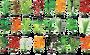 Растения пластиковые